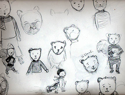 Charactersketches